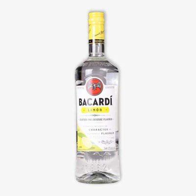 Tielebar catering & verhuur artikel Bacardi Rum Lemon | 1 L