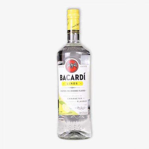 Tielebar catering & verhuur artikel Bacardi Rum Lemon   1 L