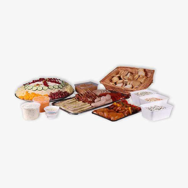 Tielebar catering & verhuur artikel barbecue Tielemans