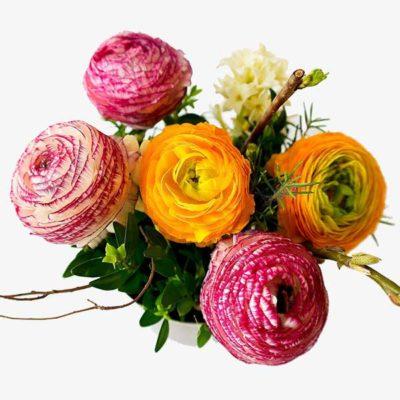 Tielebar catering & verhuur artikel bloemetje