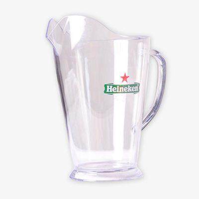 Tielebar catering & verhuur artikel schenkkan Heineken plastic | 2 liter